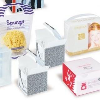 Packaging. Envases, cajas, estuches plásticos personalizados.